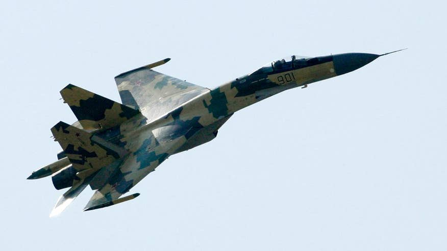 American F-22s escorted Russian planes back to international airspace