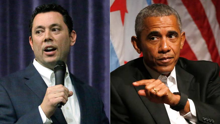 Alex Roarty and Justin Duckham react to representative Jason Chaffetz's bill that would strip President Obama's pension if he makes over 400,000 dollars
