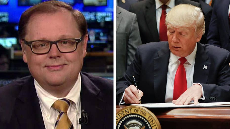 Starnes: Why we need Trump's new religious executive order