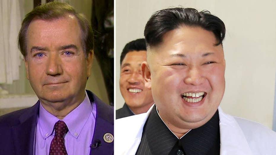 Rep. Royce: Shutting down North Korea's economy is key