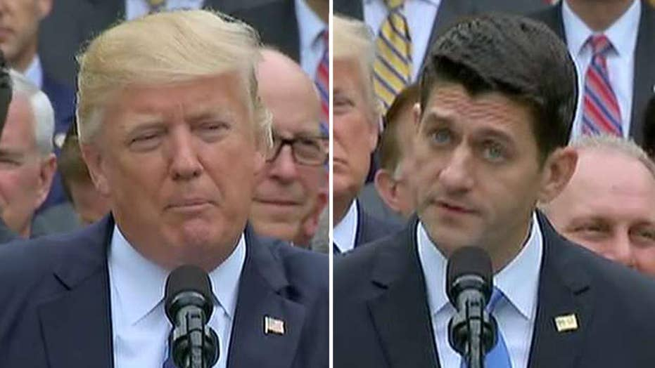 Passage of House health care bill a big win for Trump, Ryan?