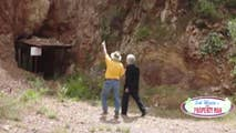'Property Man' Bob Massi explores an Arizona property that includes a real historic gold mine on site