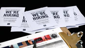 Unemployment rate reaches 10-year low
