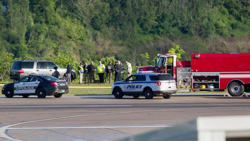 Pilot, co-pilot reportedly killed in crash at Yeager Airport in Charleston