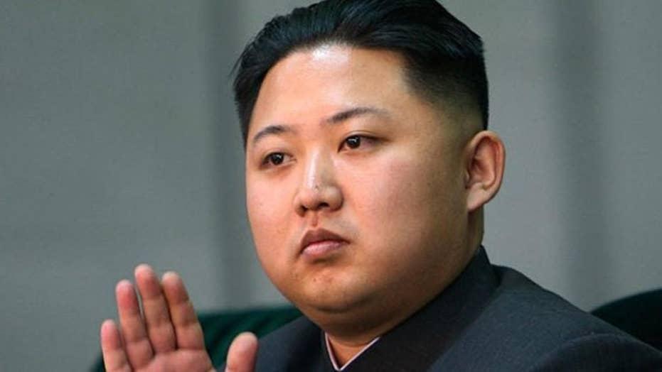 North Korea claims CIA plotted to kill Kim Jong Un