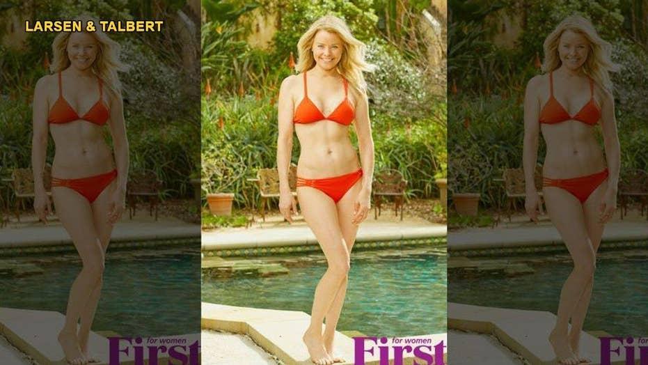 'General Hospital' star stuns in bikini at 54
