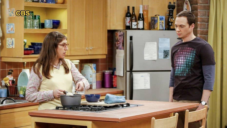 'Big Bang Theory:' Amy, Sheldon face new challenge