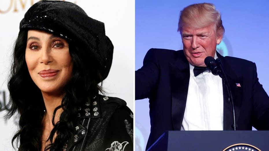 Hollywood celebs attack Trump over AHCA