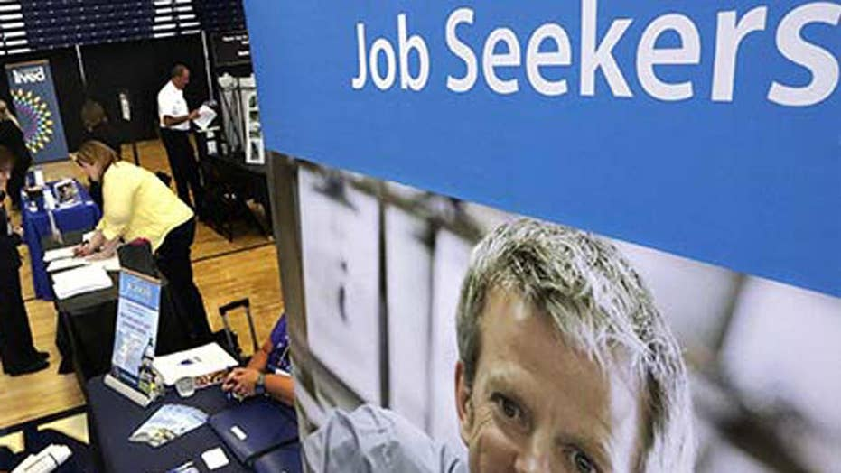 You're hired: Economy creates 211,000 jobs in April
