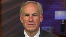 Texas governor explains sanctuary cities bill that would allow Texas to go after mayors and sheriffs that refuse to cooperate with ICE in tracking down and arresting illegal immigrants #Tucker