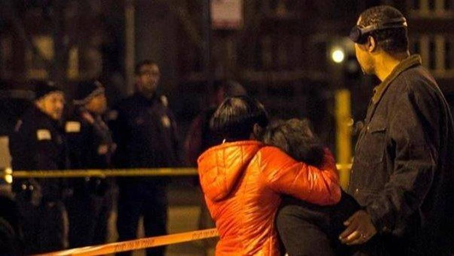 Chicago police on edge following 'targeted' attack