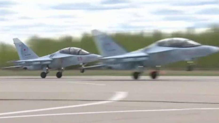 Russia seeks ban of military aircraft over Syria safe zones