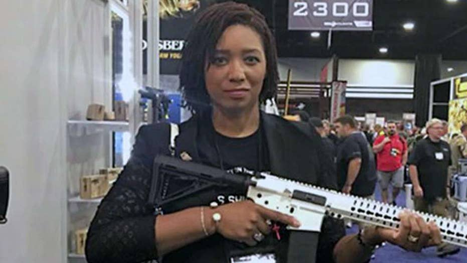 Columnist quits after being suspended for defending NRA
