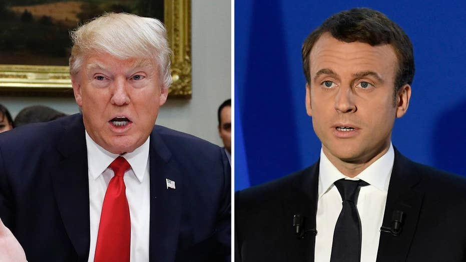 How Macron's victory will impact the US