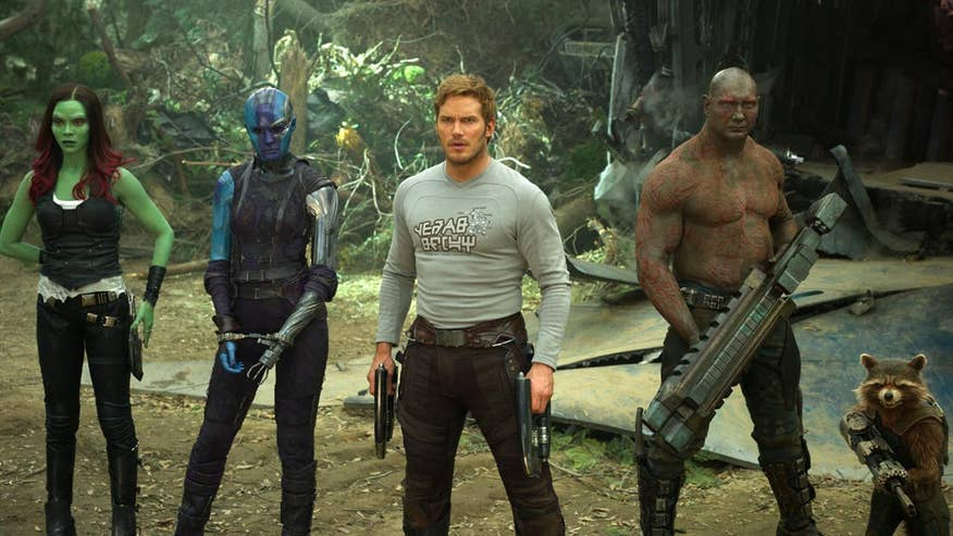 Marvel's 'Guardians of the Galaxy Vol.2' hopes to turn back the tide of underperforming sequels
