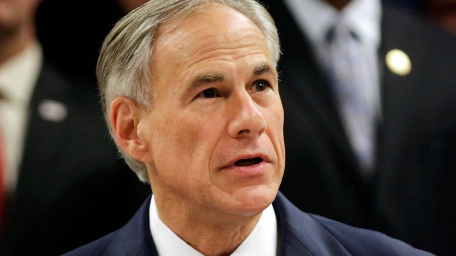 Texas Governor Abbott on SB4: Only criminals should worry
