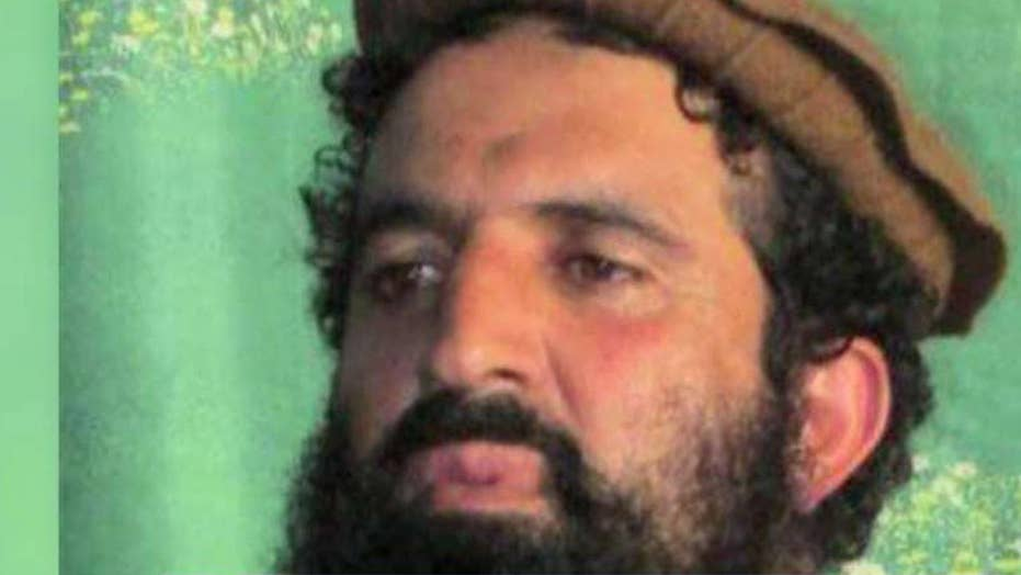 Pentagon confirms death of Afghan ISIS leader