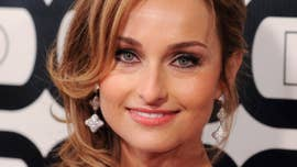 Giada De Laurentiis has plenty of reasons to smile these days.