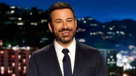 Fox411: Jimmy Kimmel confronts his critics in late-night return
