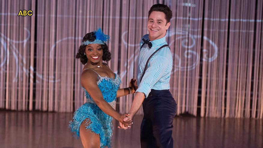 Fox411: Simone Biles is angry after the 'DWTS' judges call her robotic