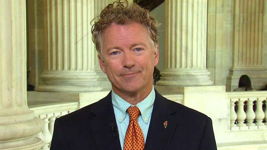 Sen. Paul asks if the Obama administration spied on him