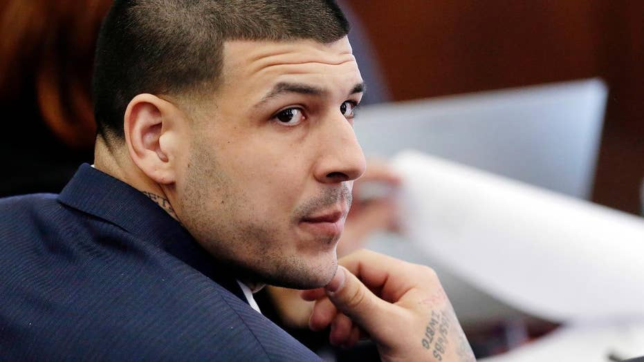 Judge erases murder conviction against Aaron Hernandez