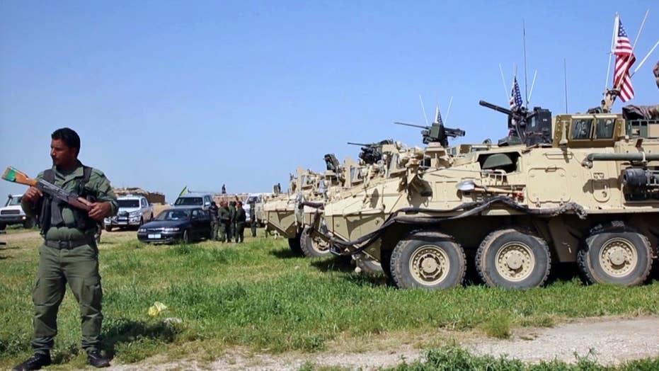 Trump authorizes US to arm Kurdish fighters in Syria