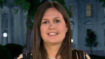 Is Sarah Huckabee Sanders 'auditioning' for bigger White House role?