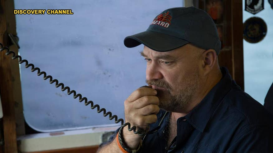 Fox411: Captain Keith Colburn flips out at one of his longtime crew members