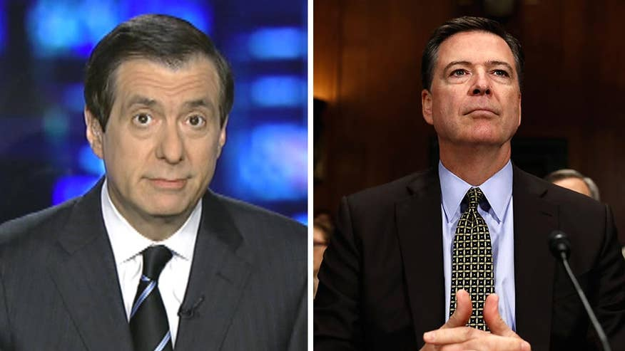 'MediaBuzz' host Howard Kurtz weighs in on why some of the media's coverage of James Comey being fired may be going too far