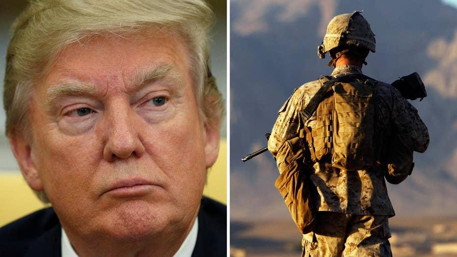 Trump mulls over sending more US troops to Afghanistan