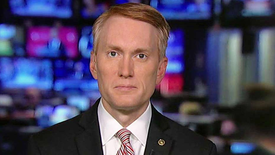 Sen. Lankford: Let career prosecutors finish Russia probe