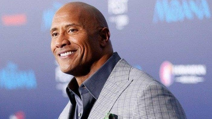 Dwayne 'The Rock' Johnson rushes 2-year-old daughter to emergency room after medical scare