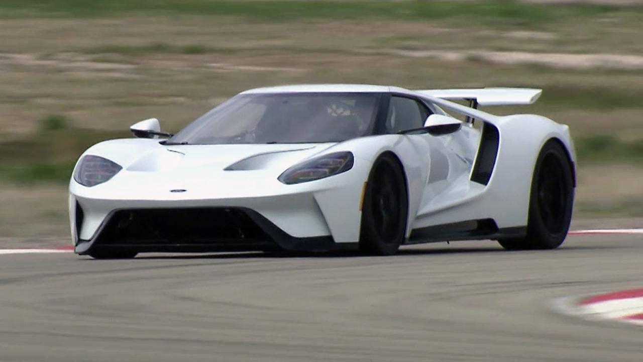 2017 Ford GT test drive | Fox News