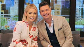 Fox411: Rumors of trouble brewing between 'Live' co-hosts Kelly Ripa and Ryan Seacrest