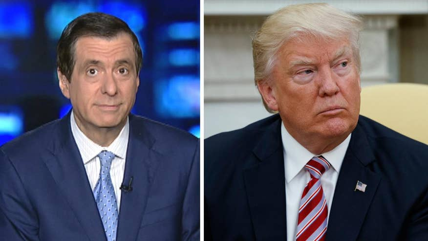 'MediaBuzz' host Howard Kurtz weighs in on Trump admitting that he was going to 'fire Comey regardless of recommendation' altering the White House's version of events