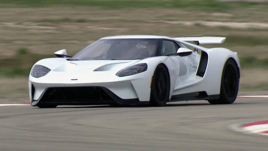 The new Ford GT is the quickest and fastest Ford ever, but is it really worth half a million bucks? Gary Gastelu went to a racetrack in Utah to find out