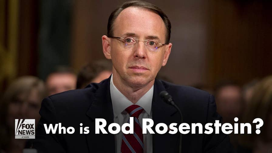 Deputy Attorney General Rod Rosenstein recommended the ousting of FBI Director James Comey. But, who is he?