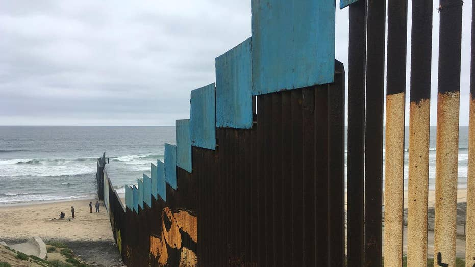 What's behind the plunge in illegal border crossings?
