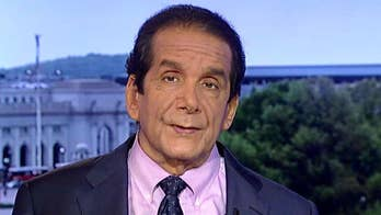 Charles Krauthammer says President Trump'sounded more like a mafia boss in his Twitter threat aimed at James Comey