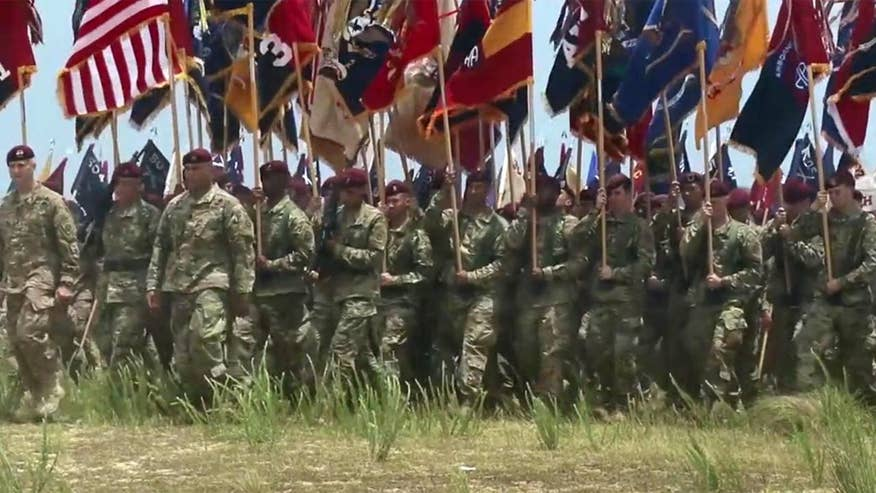 A historical explainer of the 82nd Airborne Division 1st Brigade Combat Team heading to Afghanistan