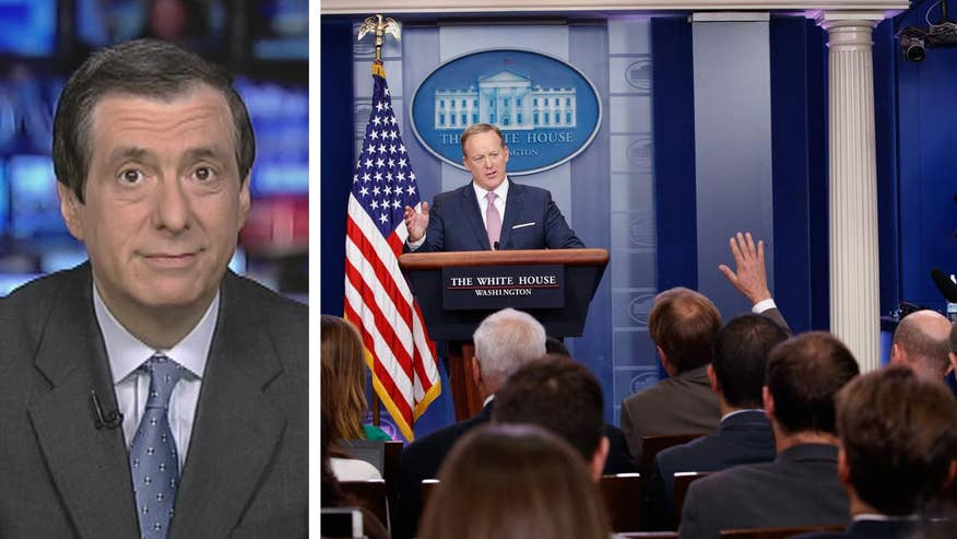 'MediaBuzz' host Howard Kurtz weighs in on the importance of the White House press briefings and Trump raising the possibility of ending them