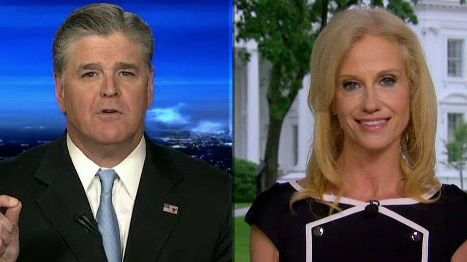 Conway: Democrats trashed Comey then made him a martyr