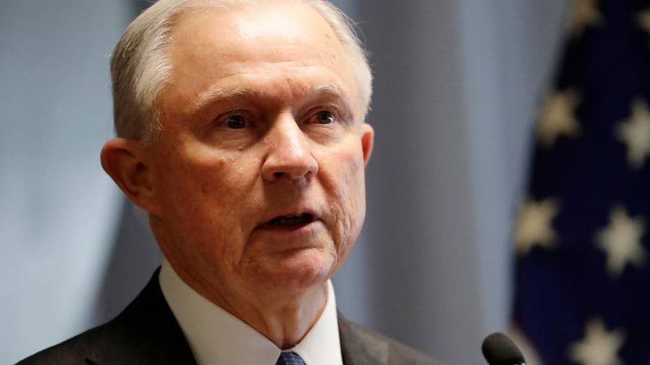 Sessions' office calls for reversal of Holder-era policy