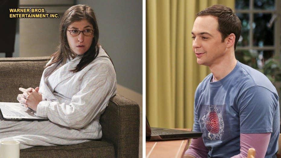 'Big Bang Theory' recap: Amy, Sheldon have trouble