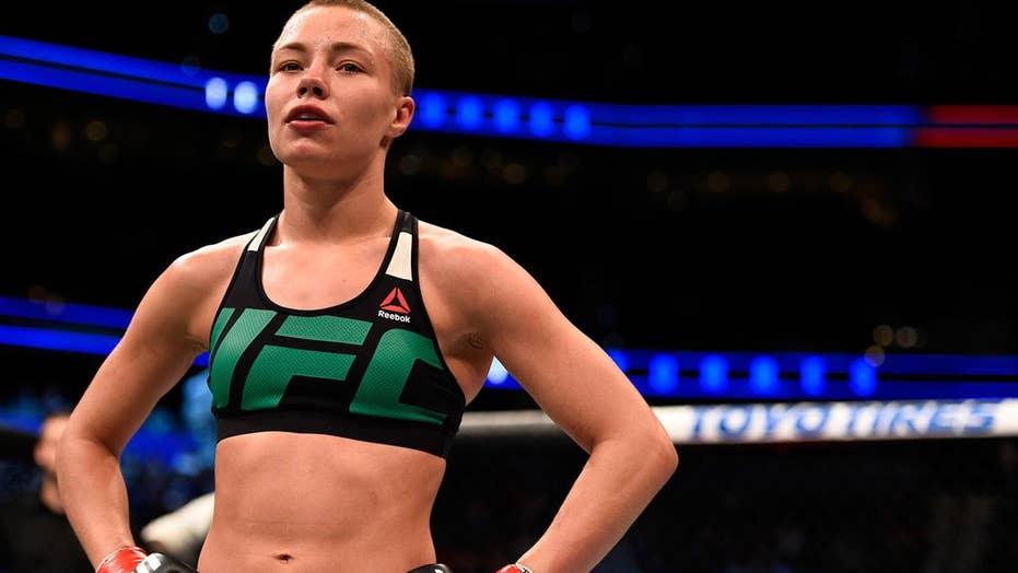 MMA fighter Rose Namajunas: I'm not just 'the next Ronda