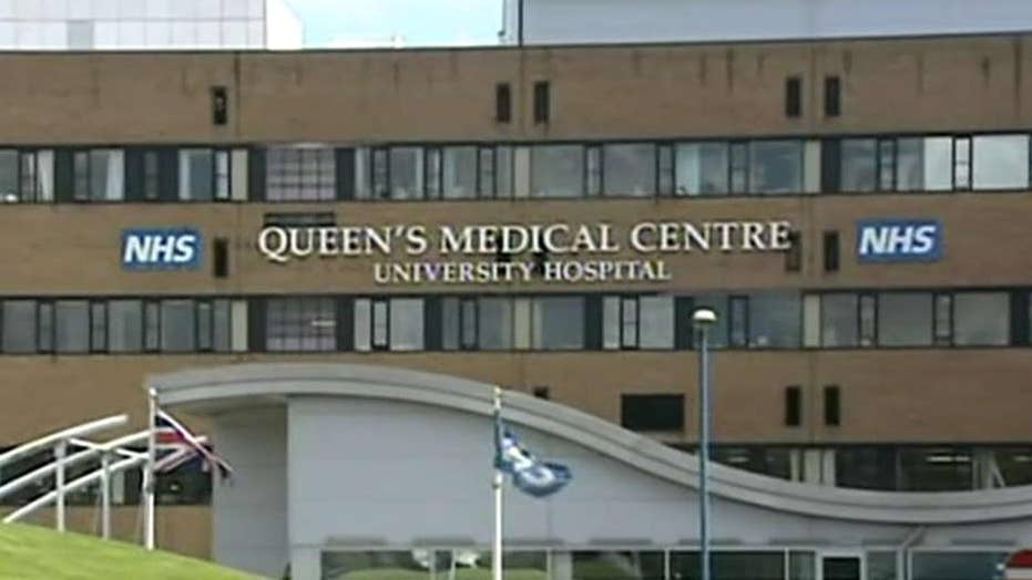 Cyber attack hits hospital computer systems across UK