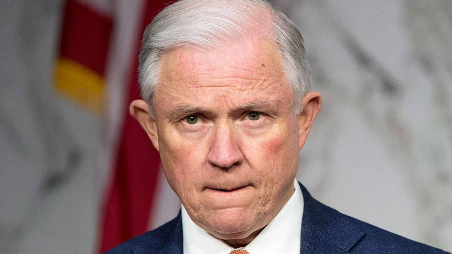 Jeff Sessions issues tougher criminal charging policy