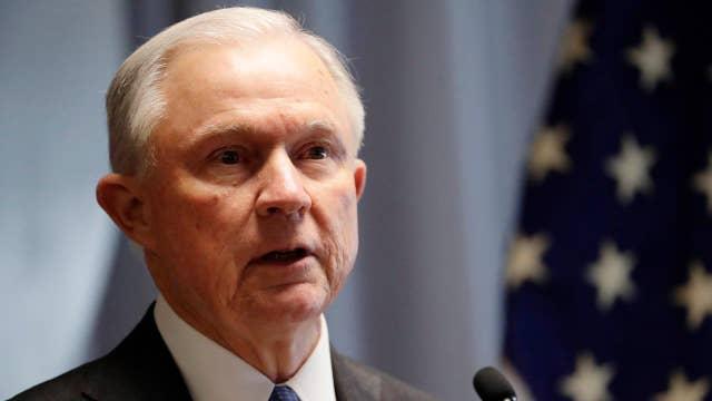AG Sessions announces new drug crime crackdown