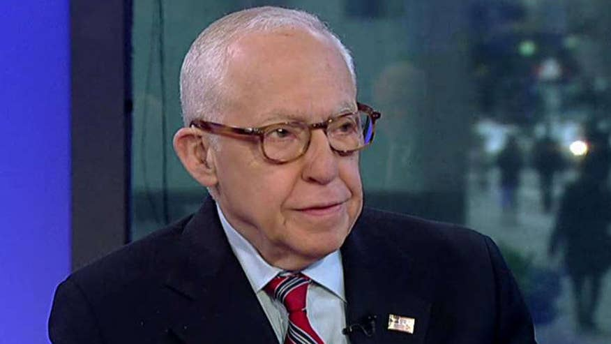 Former Attorney General Michael Mukasey offers his take on 'Journal Editorial Report'